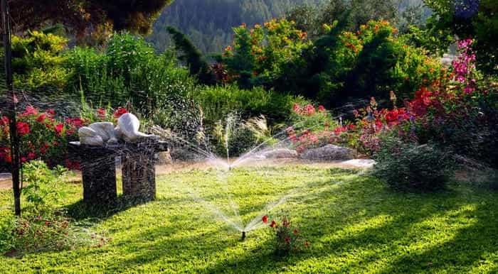 Системы полива газона, всё о поливных системах